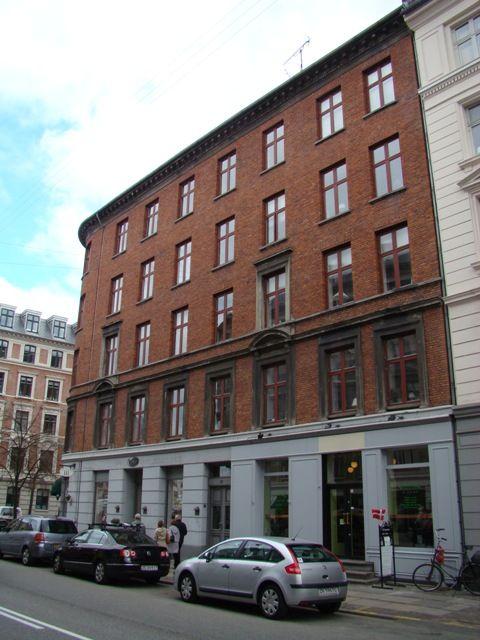 Cort Adelers Gade 2 - Holbergsgade 22 - 4