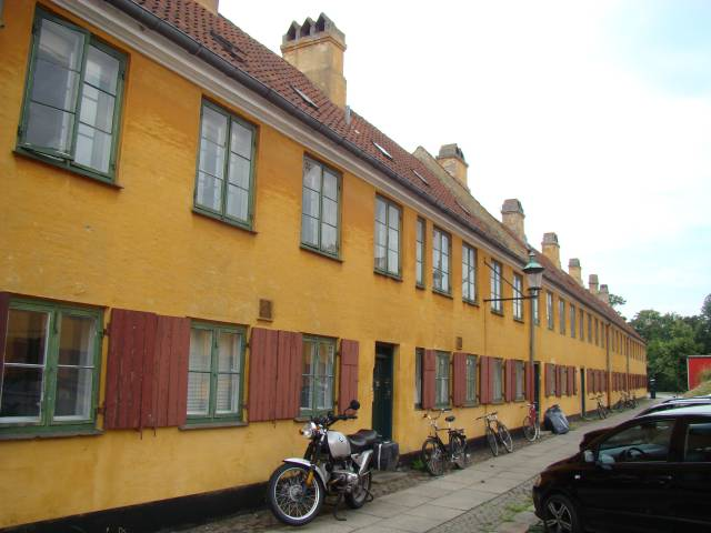 Delfingade 24-29 - Øster Voldgade 44 - 1