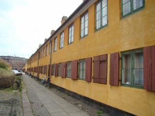 Delfingade 24-29 - Øster Voldgade 44 - lille - th