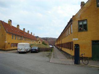 Delfingade 32-35 - Øster Voldgade 46 - lille - th