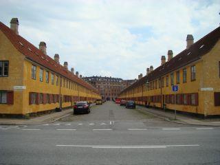 Delfingade 40-56 - Kronprinsessegade 94 - lille - tv