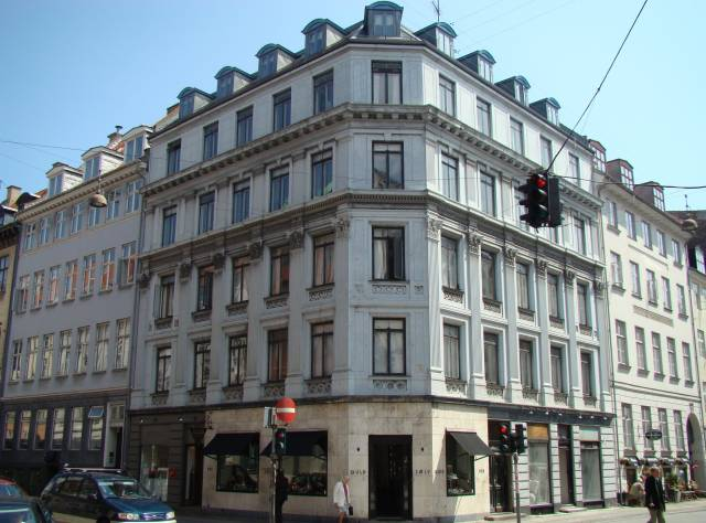 Dronningens Tværgade 14 - Store Kongensgade 58 - 1