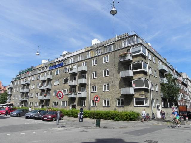 Dronningensgade 59-61 - Sankt Annæ Gade 13-17 - Overgaden Oven Vandet 44-46 - 2