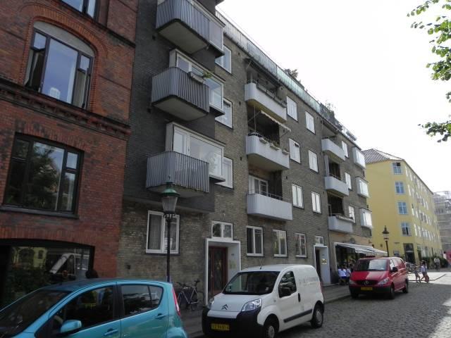 Dronningensgade 59-61 - Sankt Annæ Gade 13-17 - Overgaden Oven Vandet 44-46 - 4