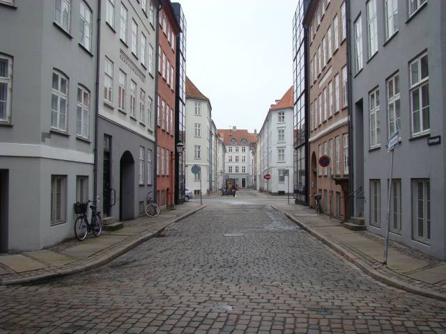 Dybensgade - 1