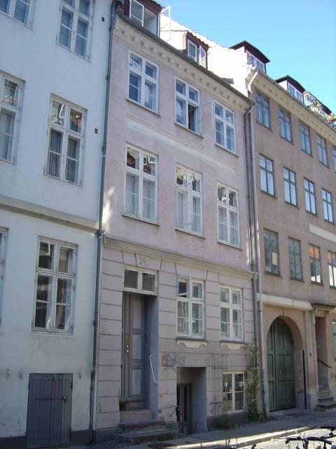 Dybensgade 24 - 1