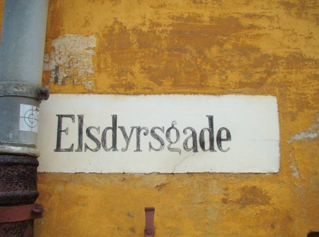 Elsdyrsgade - 3