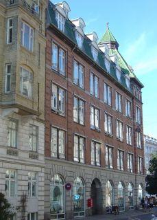 Farvergade 15 - Gåsegade 2 - Vandkunsten 12 - Løngangsstræde 16 - 1