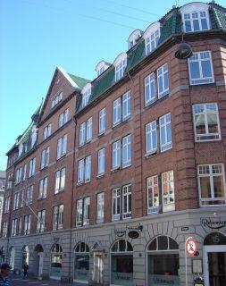 Farvergade 15 - Gåsegade 2 - Vandkunsten 12 - Løngangsstræde 16 - 2