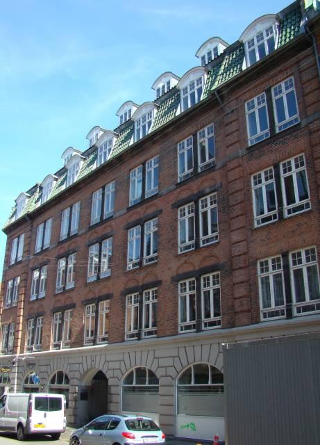 Farvergade 15 - Gåsegade 2 - Vandkunsten 12 - Løngangsstræde 16 - 3