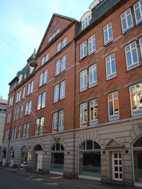 Farvergade 15 - Gåsegade 2 - Vandkunsten 12 - Løngangsstræde 16 - 4