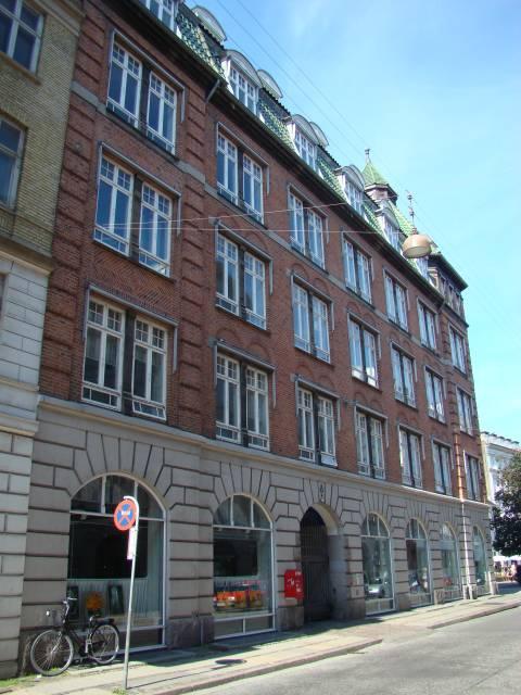 Farvergade 15 - Gåsegade 2 - Vandkunsten 12 - Løngangsstræde 16 - 7