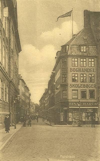 Fiolstræde - 1 - postkort