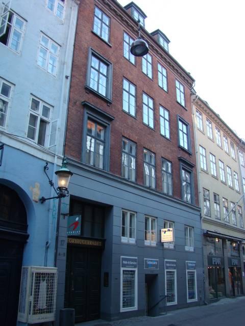 Fiolstræde 17 - Nørregade 28 - 1