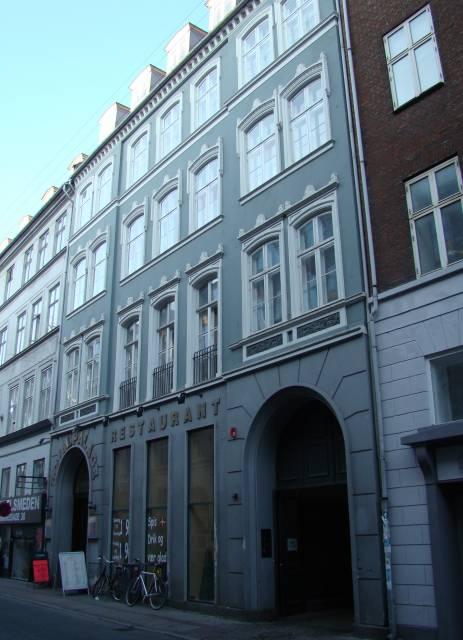 Fiolstræde 17 - Nørregade 28 - 10