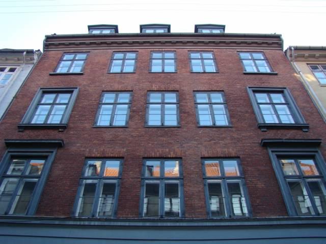 Fiolstræde 17 - Nørregade 28 - 2