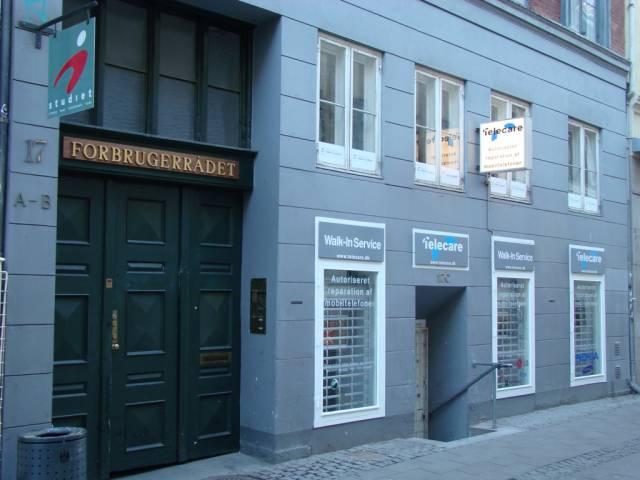 Fiolstræde 17 - Nørregade 28 - 3