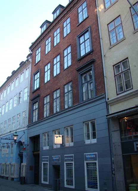 Fiolstræde 17 - Nørregade 28 - 5