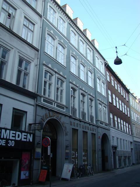 Fiolstræde 17 - Nørregade 28 - 6