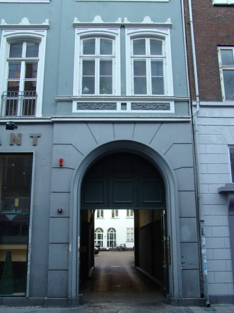 Fiolstræde 17 - Nørregade 28 - 9