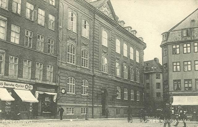 Fiolstræde - 2 - postkort