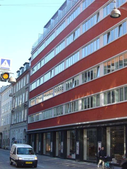 Fiolstræde 3-5-5a Krystalgade 18-20-20a-22-24 Nørregade 12 - 1