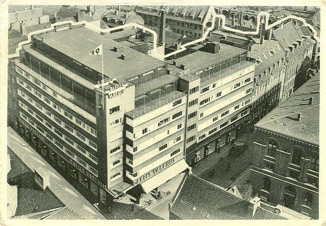 Fiolstræde 3-9 - Nørregade 12-20 - 1