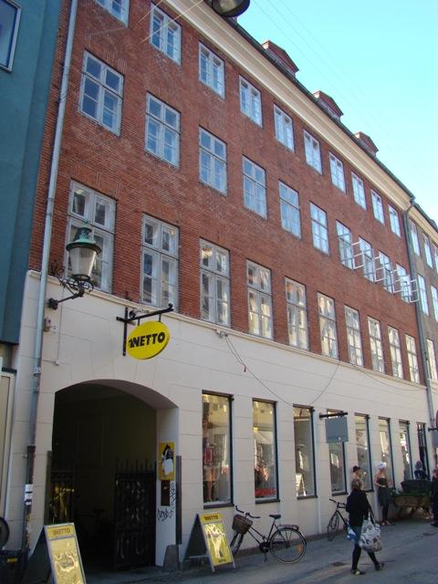 Fiolstræde 3-9 - Nørregade 12 - her Fiolstræde 7 (a)