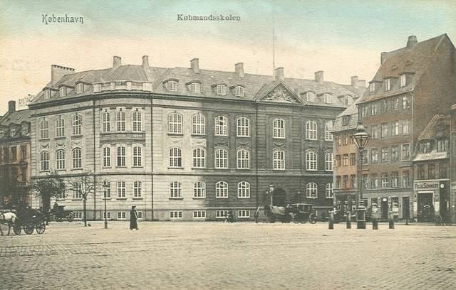 Fiolstræde - 3 - postkort