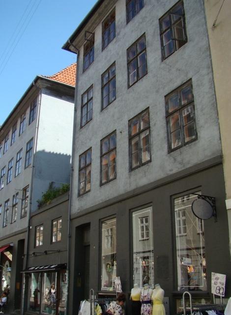 Fiolstræde 40-42 - Rosengården 15 - 11