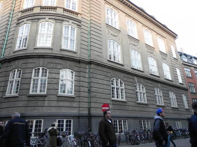 Fiolstræde 44 - Rosengården 16 - Nørre Voldgade 76 - 10