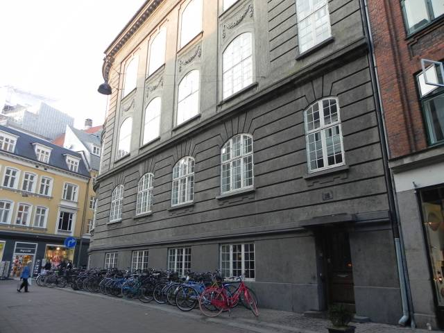 Fiolstræde 44 - Rosengården 16 - Nørre Voldgade 76 - 11