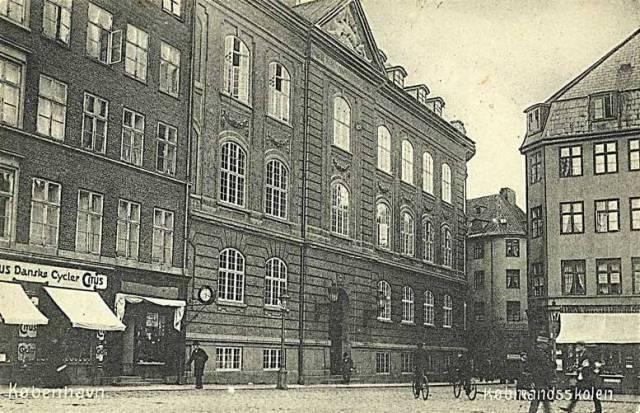 Fiolstræde 44 - Rosengården 16 - Nørre Voldgade 76 - 12