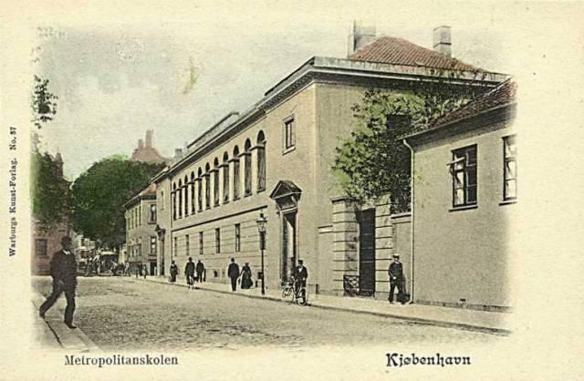 Fiolstræde - 5 - postkort