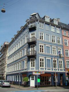 Fredericiagade 34 - Store Kongensgade 87 - lille - tv