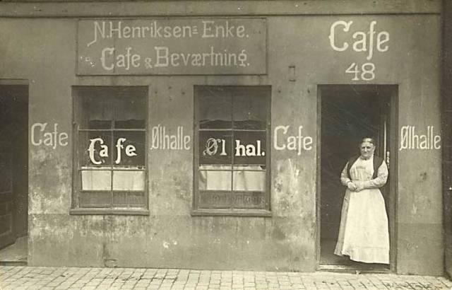 fredericiagade-postkort-med-n-p-henriksens-enke-afsendt-i-1910