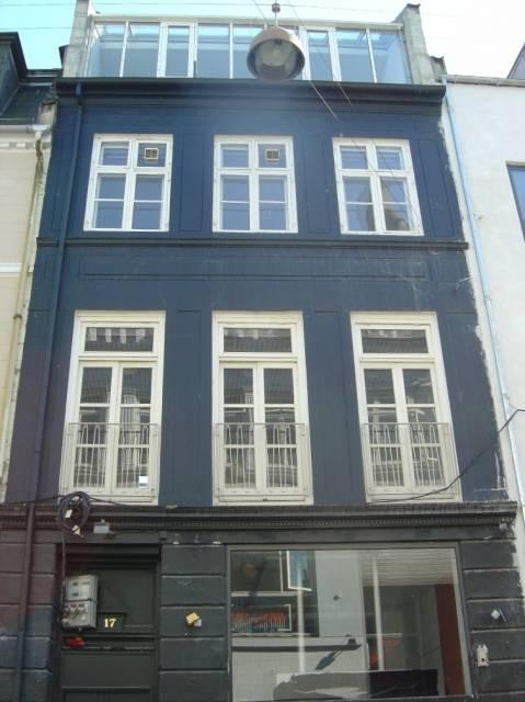 Frederiksberggade 17-17a - 2