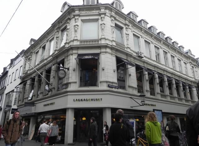 Frederiksberggade 21 - Mikkel Bryggers Gade 1 - 1