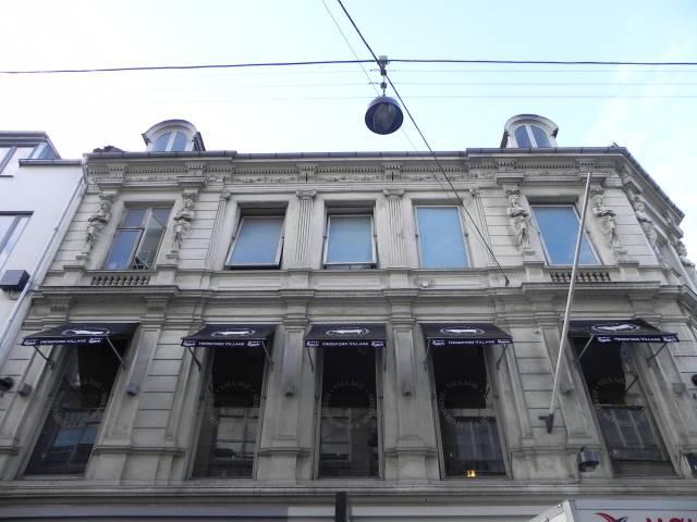 Frederiksberggade 21 - Mikkel Bryggers Gade 1 - 2
