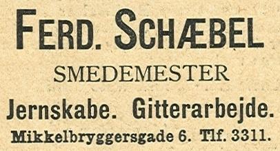 Frederiksberggade 23 - Mikkel Bryggers Gade 2-6 - 10 - annonce