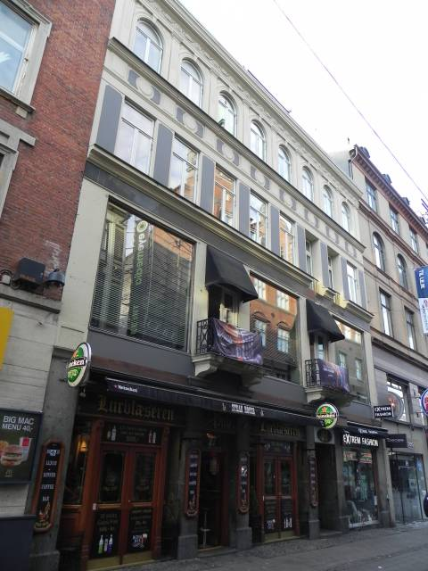 Frederiksberggade 27 - 1