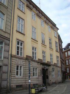 Frederiksberggade 8 - Gammel Torv 22 - lille - tv
