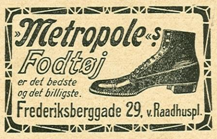 frederiksberggade-metropoles-fodtoej-annonce-fra-illustreret-tidende-nr-1-6-oktober-1907