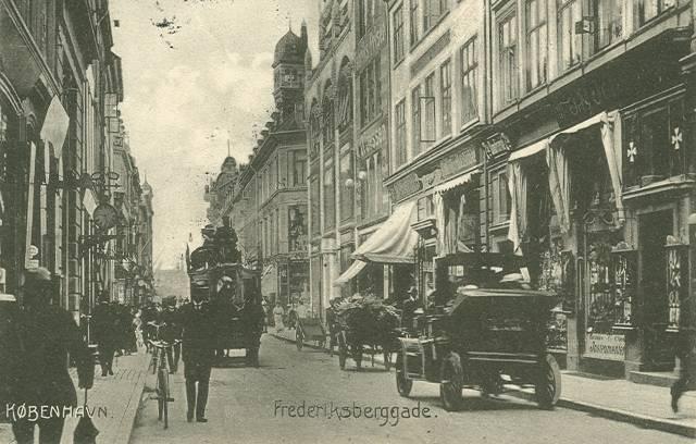 frederiksberggade-postkort-nr-15453-ca-1915
