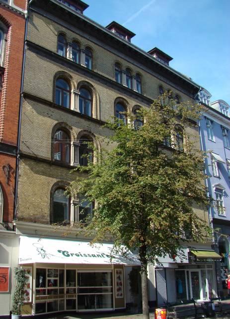 Frederiksborggade 3 - 1