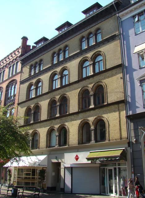 Frederiksborggade 3 - 5
