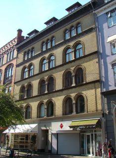 Frederiksborggade 3 - lille - th
