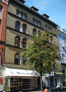 Frederiksborggade 3 - lille - tv