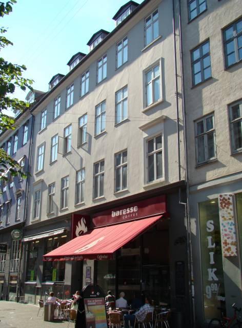 Frederiksborggade 7 - 3