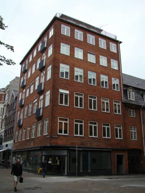 Frederiksborggade 8 - Rosenborggade 1a-c - 1